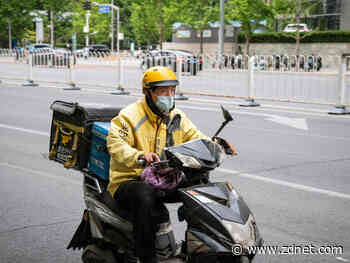 China issues mandate for food delivery riders to have minimum wages