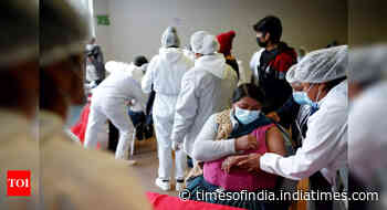 Coronavirus in India live updates: Anti-Covid-19 vaccine numbers cross 44 crore after July slump - Times of India