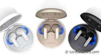 LG Electronics Launches Upgraded Wireless Earbuds | Be Korea-savvy - The Korea Bizwire