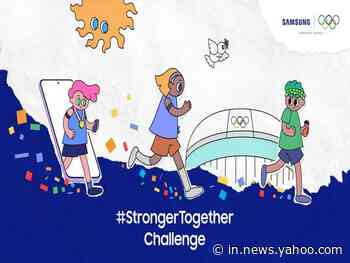 Samsung Electronics walks with Olympics athletes, starts 'Digital Walking Challenge' - Yahoo India News