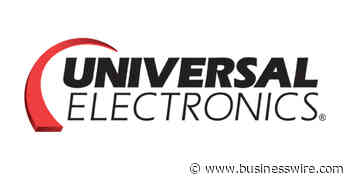 Universal Electronics Inc. to Host Second Quarter 2021 Financial Results Conference Call on August 5 - Business Wire