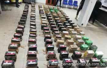 Incautan más de 600 paquetes con presunta droga en puerto de Colón - Panamá América