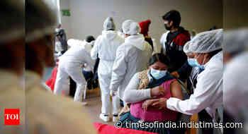Coronavirus live updates: Anti-Covid-19 vaccine numbers cross 44 crore after July slump - Times of India