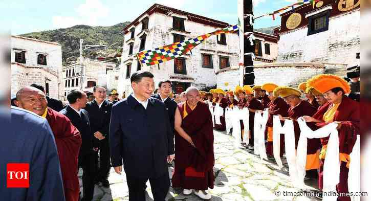 Chinese President Xi Jinping visiting Tibet is a threat to India, says senior US Congressman