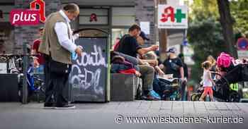 """""""Trinkerszene"""" in Wiesbaden: Anwohner beklagen Zustände"""