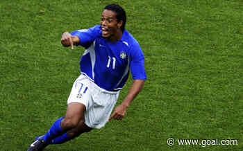 Ronaldinho's debut for Brazil - Who were his teammates and where are they now?