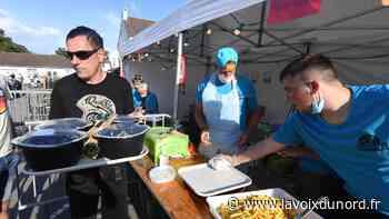 La fête de la Moule rameute les gourmands ce samedi à Wimereux - La Voix du Nord