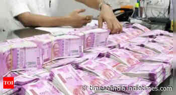 Income tax department has filed 107 cases on black money stashed overseas: Govt