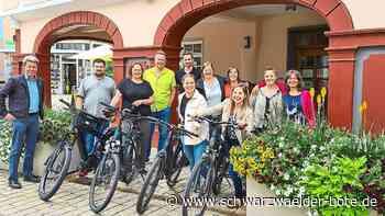Aktion Stadtradeln - Nagold radelt sich im Kreis Calw wieder auf den ersten Platz - Schwarzwälder Bote