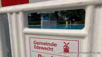 Schwimmen in Edewecht: Kleinkindbereich im Hallenbad wird geöffnet - Nordwest-Zeitung