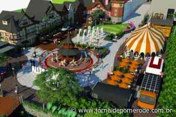 Exclusivo: Conheça o Alles Park, nova atração de Pomerode - Jornal de Pomerode