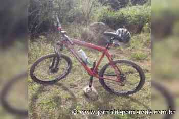 Bicicleta é furtada em Testo Rega - Jornal de Pomerode