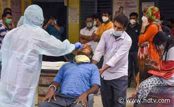 India Reports Less Than 30,000 Daily COVID-19 Cases After 132 Days - NDTV