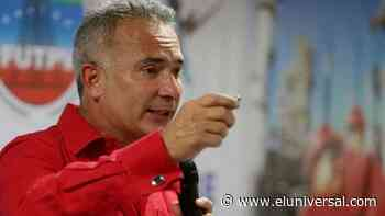 Bernal exige vacunación total y reconocimiento para la apertura de la frontera - El Universal (Venezuela)