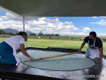 Buscarán hacer la gordita más grande del mundo en Bernal » Queretanízate - Queretanízate