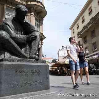 Munt met Nikola Tesla doet spanning tussen Kroatië en Servië oplopen