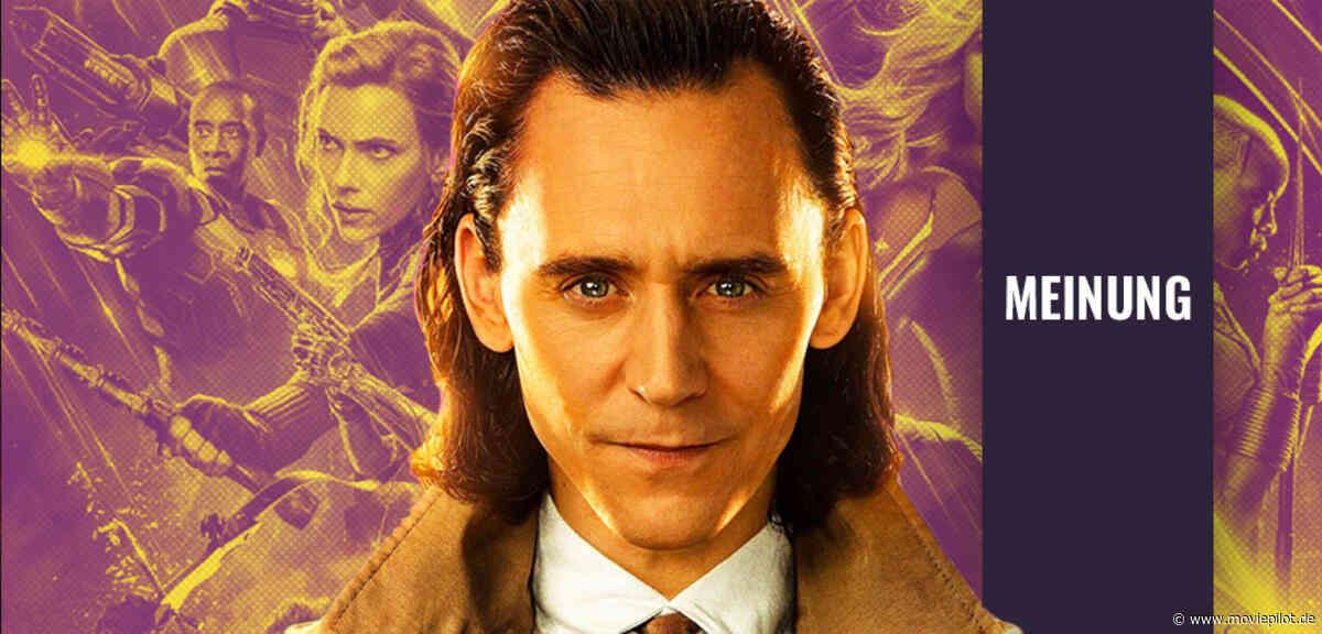Loki und Black Widow haben das gleiche Problem: Das MCU - Moviepilot