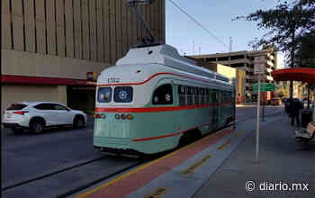 Operará gratis el tranvía los fines de semana en El Paso - El Diario