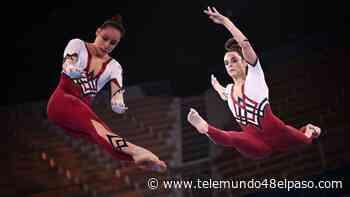 El motivo del particular look de las gimnastas alemanas - Telemundo 48 El Paso