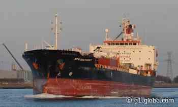 Navio com 14 tripulantes com Covid-19 entra em quarentena no Porto de Santos, SP - G1