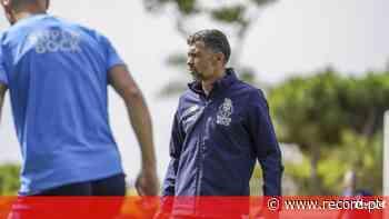 Treino do FC Porto com Toni Martínez mas ainda sem Díaz, Uribe e Marchesín - Record