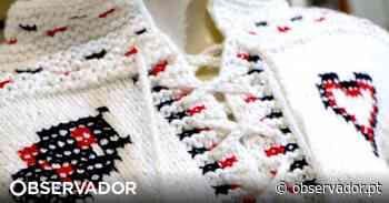 Ponto por ponto, o Modatex no Porto ensina a tricotar a icónica Camisola Poveira - Observador