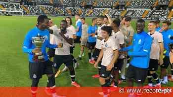 Samba Koné em destaque na conquista do FC Porto B em Espanha - Record