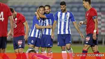 FC Porto-Lille, 2-0: Dragão já anuncia modo Reconquista - Record