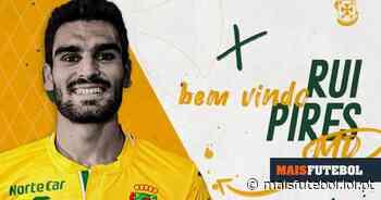 OFICIAL: Paços de Ferreira contrata Rui Pires (ex-FC Porto) - Maisfutebol