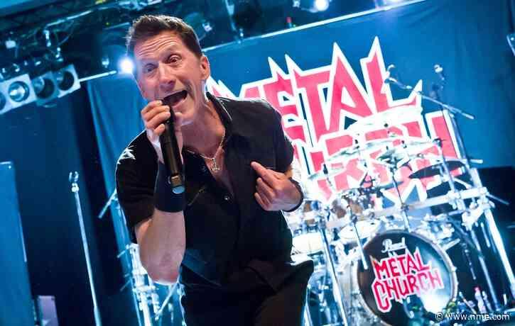 Metal Church frontman Mike Howe has died, age 55