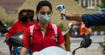 Coronavirus: India registers less than 30,000 daily cases after over four months - Scroll.in