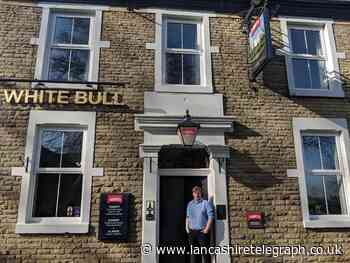 Last orders as White Bull pub landlord falls out of love with job