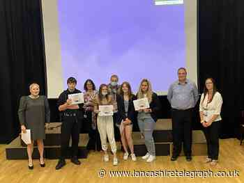 Rossendale students' 'Apprentice' style bake-off wins Holland's Pies seal of approval