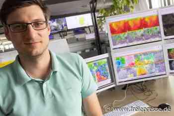 Unwetter - von der Vorhersage bis zum Alarm - Freie Presse