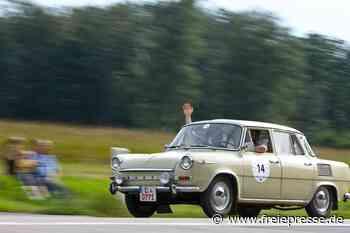 Fahrzeuge mit Geschichte - Freie Presse