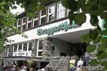 Berggasthaus auf Pfaffenberg in Hohenstein-Ernstthal: Da werden Erinnerungen wach - Freie Presse