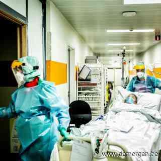 Opnieuw meer dan 300 coronapatiënten in ziekenhuizen in ons land: cijfers blijven stijgen
