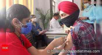 Coronavirus live updates: Over 66 lakh vaccine doses administered in last 24 hrs - Times of India