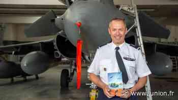 Frédéric Memin, militaire et écrivain dans l'âme à Saint-Dizier, publie son premier roman policier - L'Union