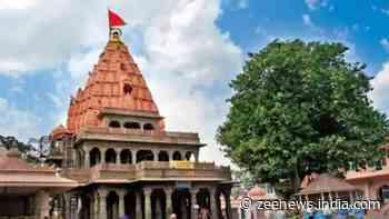 Devotees flout COVID norms, throng Ujjain`s Mahakaleshwar Temple