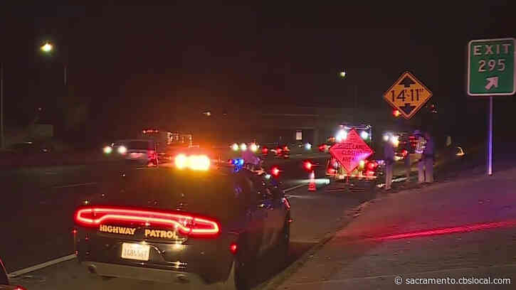 Caltrans Subcontractor Hit And Killed Along Hwy. 99 In South Sacramento