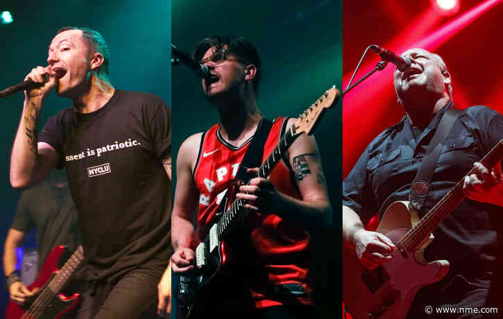 Touché Amoré, PUP and more team up for punk cover of the Pixies' 'Where Is My Mind?'
