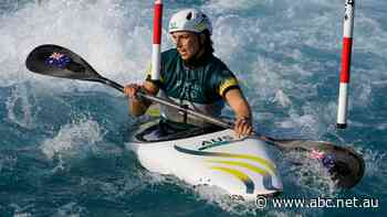 Live: Jess Fox back in the rapids for kayak semi-final