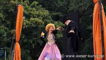 Shakespeare im Amtsgarten Lilienthal: Sommernachtstraum kommt zurück - WESER-KURIER - WESER-KURIER