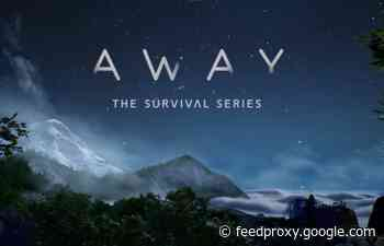 AWAY forest survival game 13 minutes of gameplay
