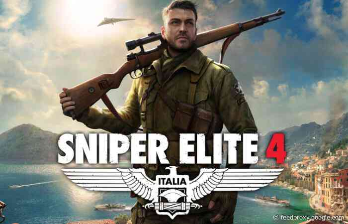 Free Sniper Elite 4 Enhanced upgrade for PS5, Xbox Series consoles
