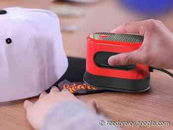 Deals: Portable Mini Easy Heat Press Machine Kit, save 16%