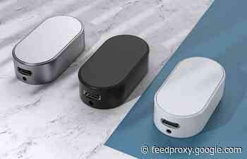 ZeroMouse is the world's smallest wireless mouse