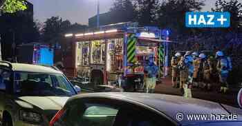 Hemmingen: Gasgeruch im Mehrfamilienhaus - Feuerwehr rückt an - Hannoversche Allgemeine