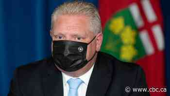 Ontario Premier Doug Ford to visit Thunder Bay this week - CBC.ca